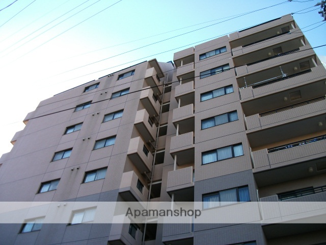静岡県浜松市中区、浜松駅徒歩12分の築18年 14階建の賃貸マンション