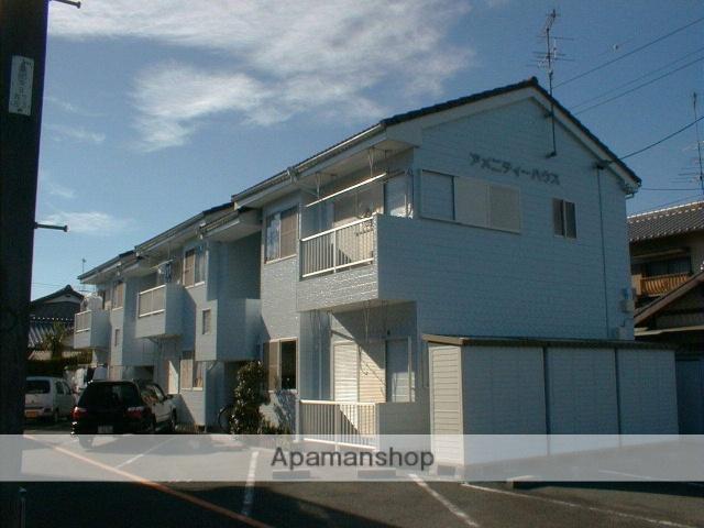 静岡県浜松市東区、天竜川駅徒歩5分の築27年 2階建の賃貸アパート