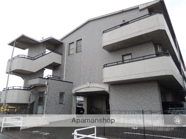 静岡県浜松市東区、浜松駅遠鉄バスバス25分有玉神社下車後徒歩3分の築14年 3階建の賃貸マンション