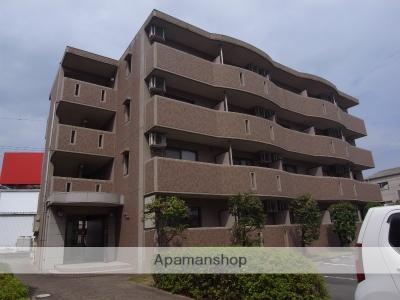 静岡県浜松市北区、浜松駅遠鉄バスバス29分追分下車後徒歩5分の築17年 4階建の賃貸マンション