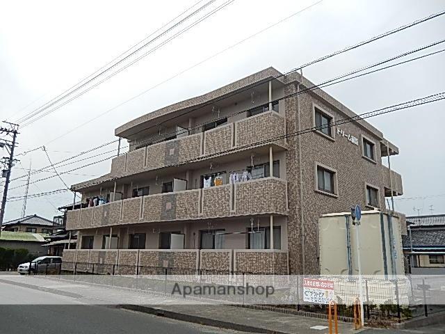 静岡県浜松市西区、浜松駅遠鉄バスバス25分田畑下車後徒歩3分の築9年 3階建の賃貸マンション
