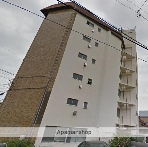 静岡県浜松市中区、浜松駅遠鉄バスバス9分さいが崖下車後徒歩24分の築31年 6階建の賃貸マンション