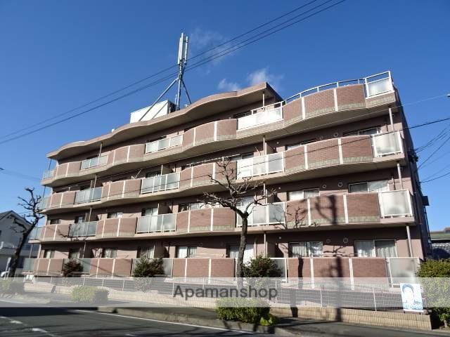 静岡県浜松市浜北区、遠州西ヶ崎駅徒歩22分の築9年 4階建の賃貸マンション
