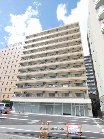静岡県浜松市中区、浜松駅徒歩4分の築13年 11階建の賃貸マンション