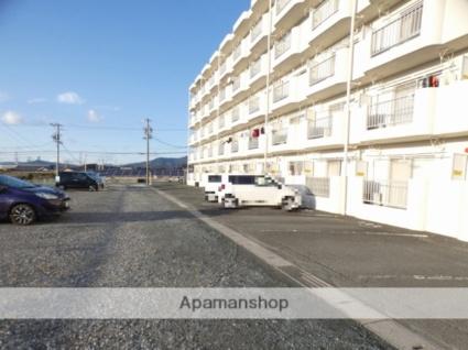 グリーンハイツ根洗[1DK/25.92m2]の駐車場