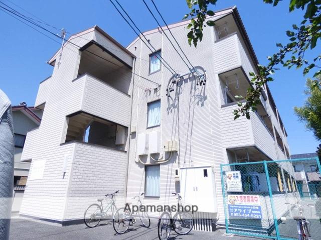 静岡県浜松市中区、浜松駅遠州鉄道バスバス5分相生下車後徒歩3分の築15年 3階建の賃貸マンション