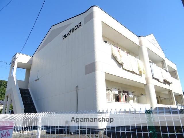 静岡県浜松市北区、常葉大学前駅徒歩33分の築22年 2階建の賃貸アパート