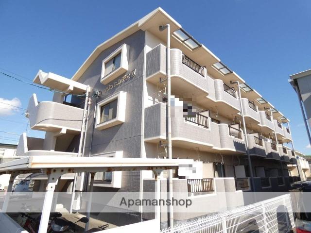 静岡県浜松市東区、天竜川駅徒歩26分の築19年 3階建の賃貸マンション