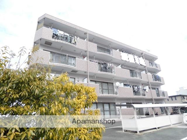 静岡県浜松市東区、天竜川駅徒歩4分の築15年 4階建の賃貸マンション