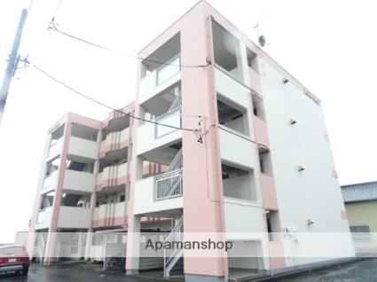 静岡県浜松市北区、三ヶ日駅徒歩17分の築23年 4階建の賃貸マンション