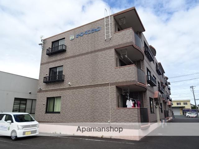 静岡県浜松市東区、天竜川駅徒歩27分の築11年 3階建の賃貸マンション