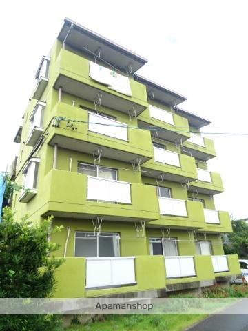 静岡県浜松市北区、常葉大学前駅徒歩41分の築26年 4階建の賃貸マンション