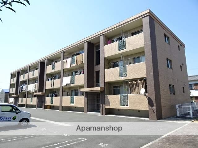 静岡県浜松市東区、天竜川駅徒歩30分の築7年 3階建の賃貸マンション
