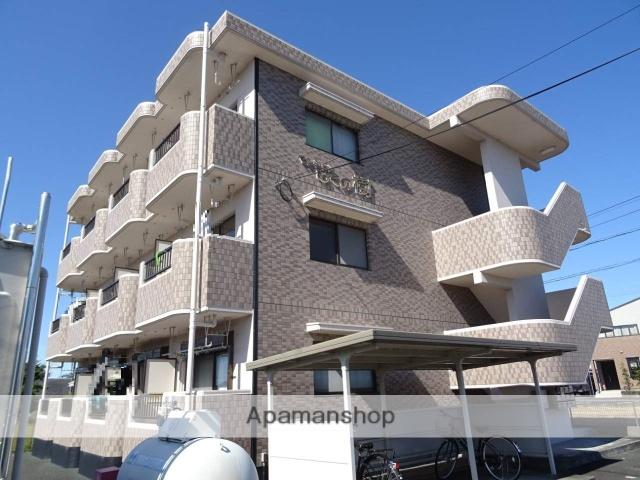 静岡県浜松市浜北区、遠州小松駅徒歩22分の築19年 3階建の賃貸マンション