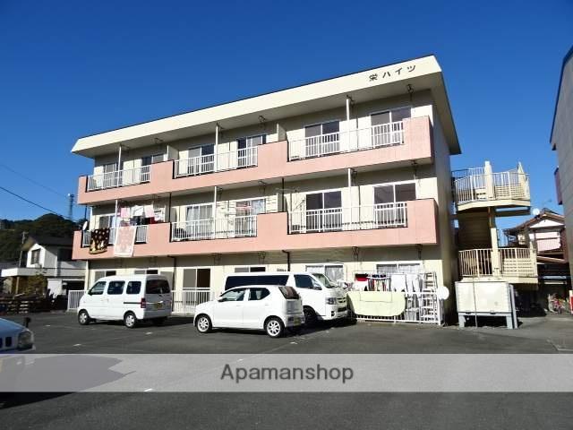 静岡県浜松市天竜区、天竜二俣駅徒歩21分の築29年 3階建の賃貸アパート