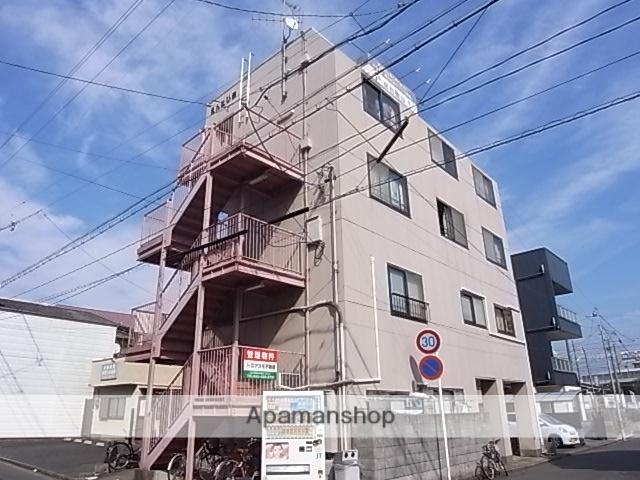 静岡県浜松市中区、浜松駅徒歩8分の築22年 4階建の賃貸マンション