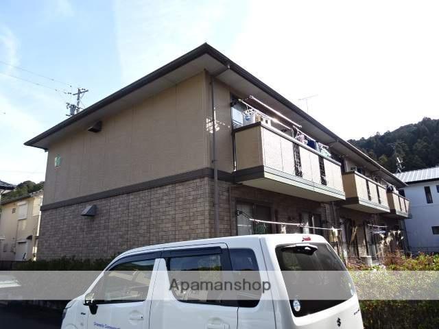 静岡県浜松市天竜区、上野部駅徒歩25分の築11年 2階建の賃貸アパート