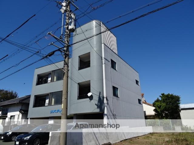 静岡県浜松市東区、浜松駅バス18分上新屋町下車後徒歩3分の築14年 3階建の賃貸マンション