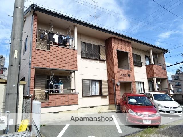 静岡県浜松市東区、天竜川駅徒歩30分の築22年 2階建の賃貸アパート