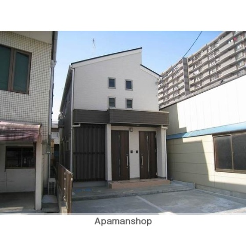 静岡県浜松市東区、天竜川駅徒歩1分の築5年 2階建の賃貸アパート