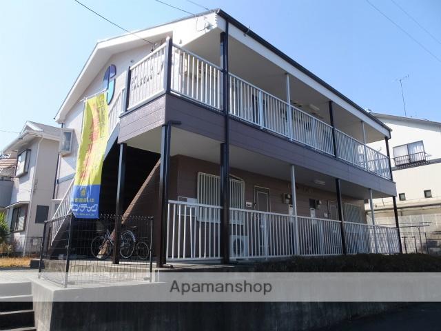 静岡県浜松市北区、宮口駅徒歩53分の築20年 2階建の賃貸アパート