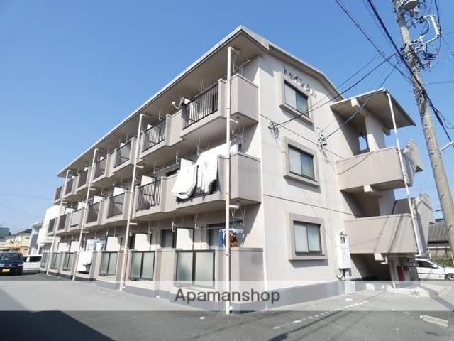 静岡県浜松市東区、天竜川駅徒歩29分の築15年 3階建の賃貸マンション