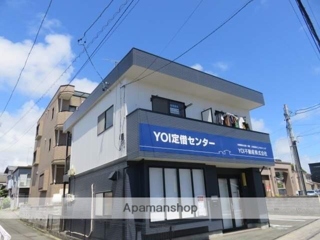 静岡県浜松市中区、浜松駅遠鉄バスバス20分浜松西高下車後徒歩3分の築20年 2階建の賃貸アパート