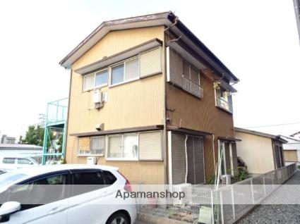 静岡県浜松市東区、天竜川駅徒歩6分の築31年 2階建の賃貸アパート