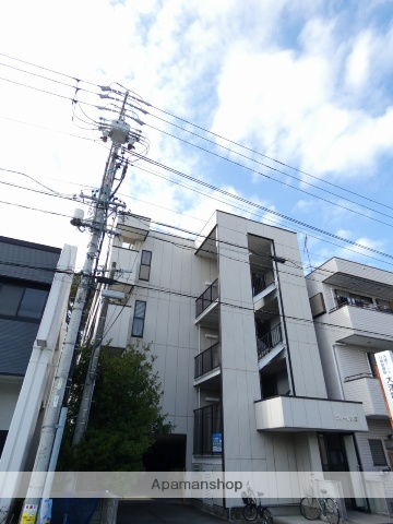 静岡県浜松市中区、遠州病院駅徒歩13分の築15年 4階建の賃貸マンション