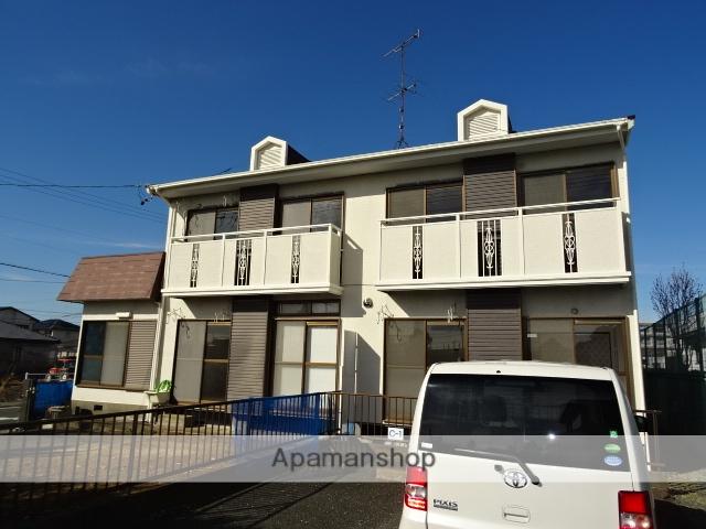 静岡県浜松市東区、天竜川駅徒歩12分の築28年 2階建の賃貸テラスハウス