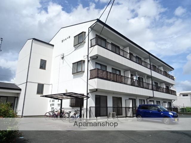 静岡県浜松市北区、金指駅徒歩44分の築18年 3階建の賃貸マンション