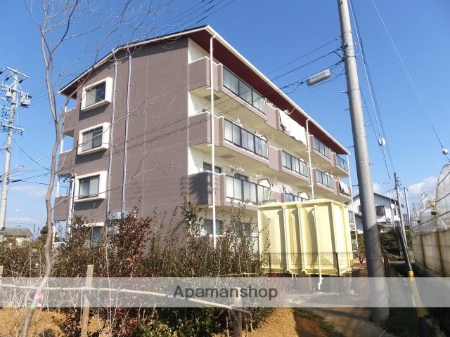 静岡県浜松市北区、宮口駅徒歩41分の築18年 4階建の賃貸マンション