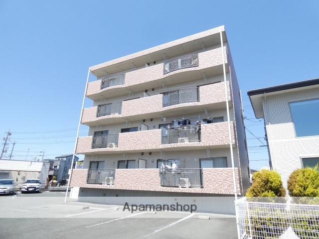 静岡県浜松市東区、天竜川駅徒歩10分の築15年 4階建の賃貸マンション