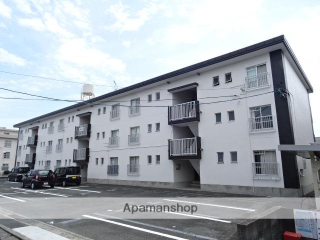 静岡県浜松市中区、浜松駅徒歩114分の築32年 3階建の賃貸マンション