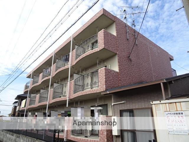静岡県浜松市浜北区、遠州小松駅徒歩15分の築17年 3階建の賃貸マンション