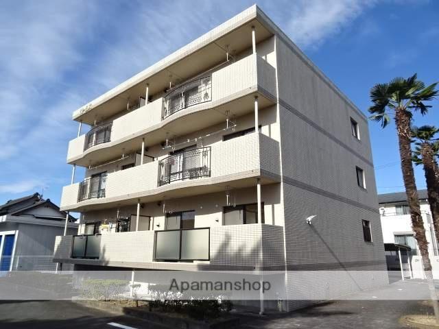 静岡県浜松市浜北区、遠州小松駅徒歩16分の築14年 3階建の賃貸マンション