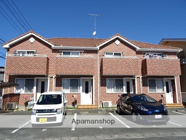 静岡県浜松市東区、天竜川駅徒歩20分の築9年 2階建の賃貸テラスハウス