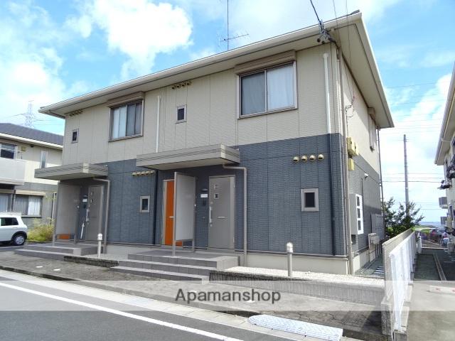 静岡県浜松市浜北区、浜松駅徒歩134分の築6年 2階建の賃貸アパート