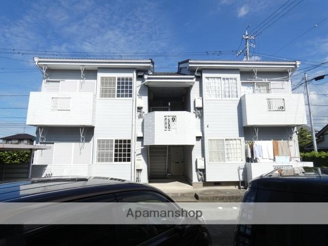 静岡県浜松市東区、天竜川駅徒歩28分の築26年 2階建の賃貸アパート