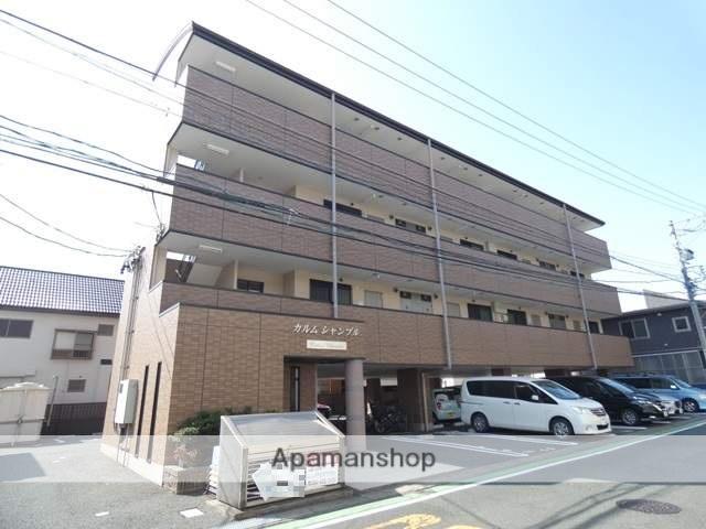 静岡県浜松市東区、天竜川駅徒歩23分の築11年 4階建の賃貸マンション
