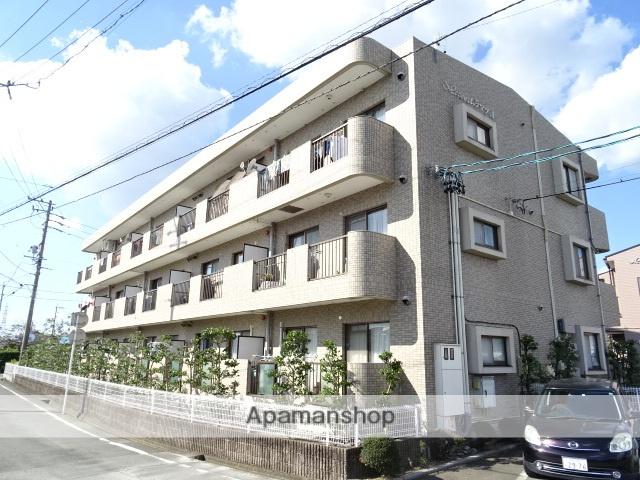 静岡県浜松市浜北区、浜北駅徒歩19分の築16年 3階建の賃貸マンション