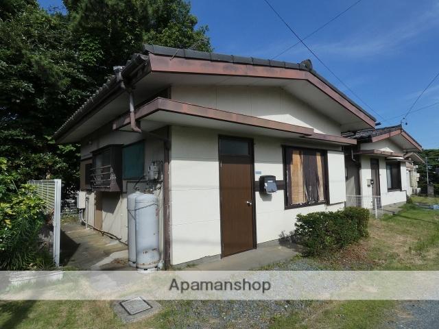 静岡県浜松市中区、浜松駅徒歩33分の築46年 1階建の賃貸一戸建て