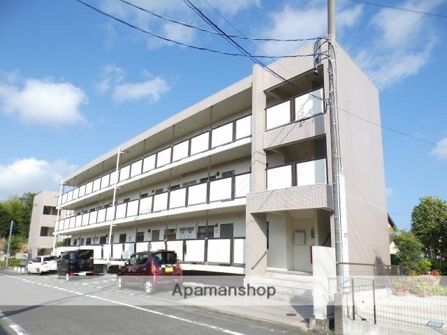 静岡県浜松市中区、第一通り駅徒歩41分の築23年 3階建の賃貸マンション