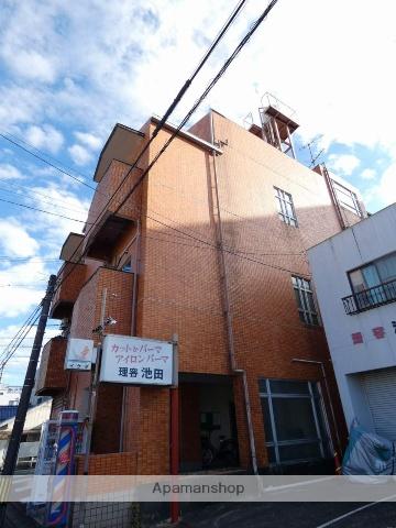 静岡県浜松市中区、浜松駅バス7分北小入口下車後徒歩2分の築27年 4階建の賃貸マンション