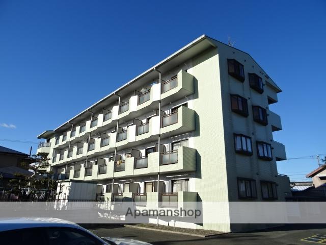 静岡県浜松市北区、岡地駅徒歩46分の築25年 4階建の賃貸マンション