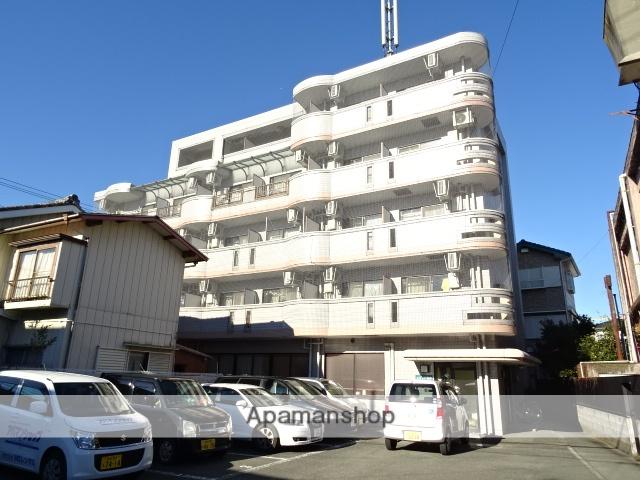 静岡県浜松市浜北区、遠州西ヶ崎駅徒歩13分の築21年 5階建の賃貸マンション