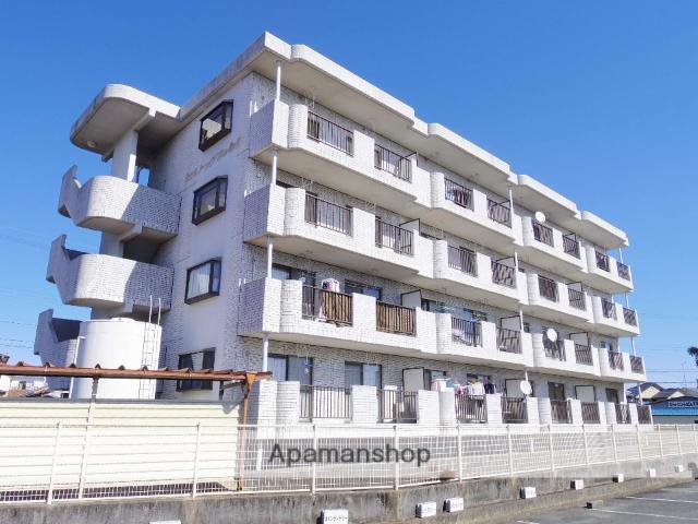 静岡県浜松市中区、浜松駅バス25分和合住宅入口下車後徒歩2分の築27年 4階建の賃貸マンション