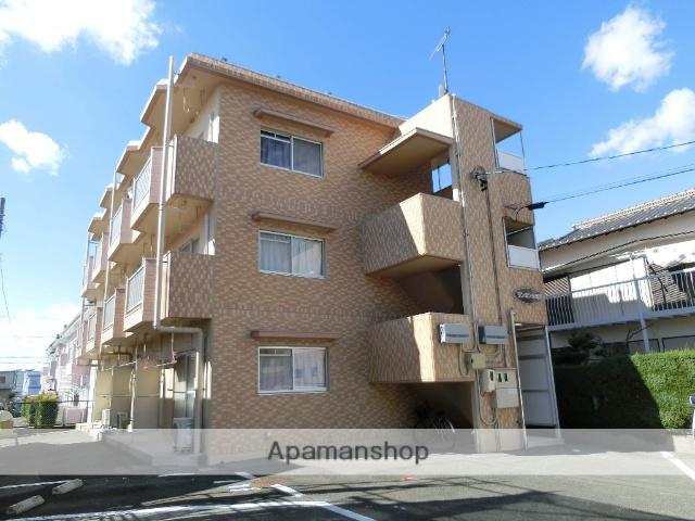 静岡県浜松市東区、天竜川駅徒歩9分の築28年 3階建の賃貸マンション