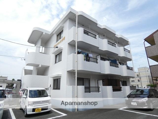 静岡県浜松市中区、八幡駅徒歩23分の築24年 3階建の賃貸マンション