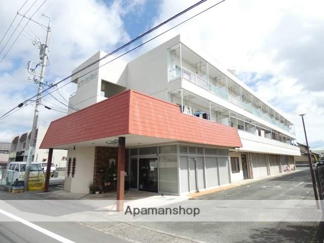 静岡県浜松市東区、天竜川駅徒歩20分の築36年 3階建の賃貸マンション